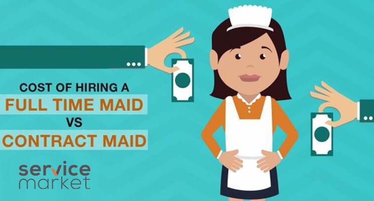 full time housekeeper