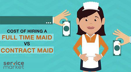 Hiring a maid in the UAE