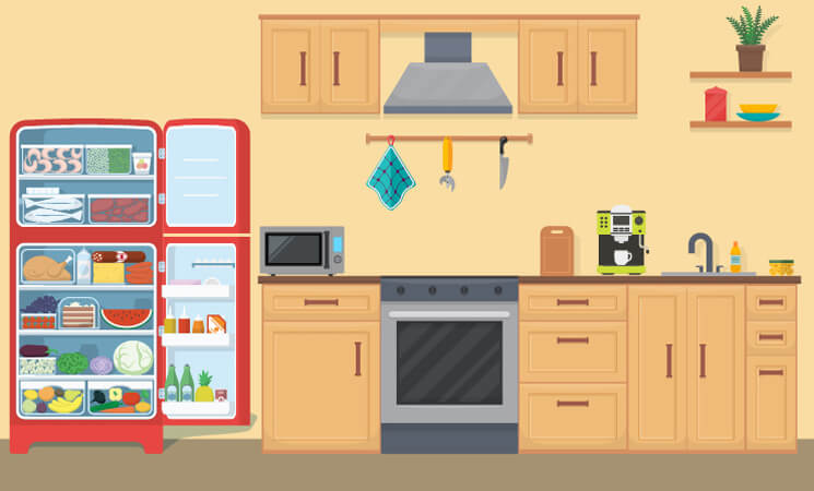 The 10 Dirtiest Items In Your Kitchen