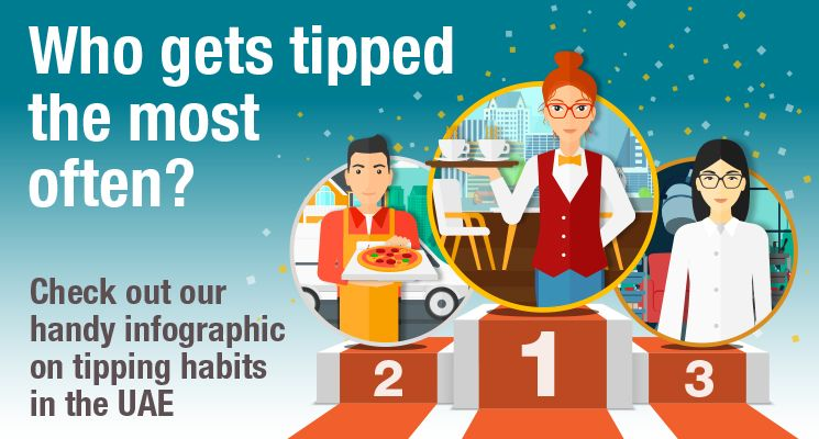 How Much Should I Tip Your Guide To Tipping In Dubai The Home