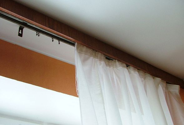 Types Of Curtain Rods The Home Project Servicemarket