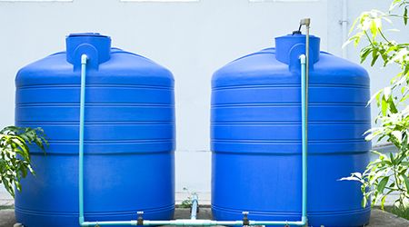 Water tank cleaning services in Dubai